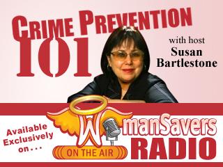WomanSavers Crime Prevention 101 Radio Show