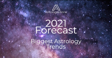 Horoscope forecast tells why 2021 brings a new - lighter, brighter! - chapter in human history. A time for new hopes and dreams!