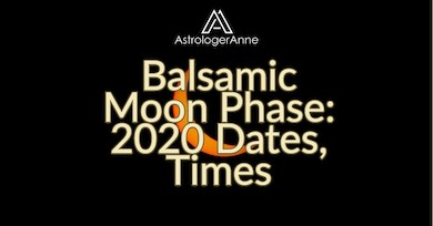 """Every month, astrology gives us """"built in"""" downtime. Find out the downtime dates for 2020 - mark your calendar to use this time!"""