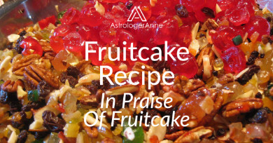 Traditional Christmas fruitcake is rich with fruit, nuts, chocolate, and spices. Get the best recipe, learn how to make it now.