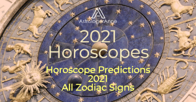 Good news coming in 2021-for all zodiac signs. See the great new future on its way to you in Astrologer Anne