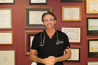 Dave E. David. M.D.