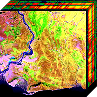 Can You Do a Hyperspectral Cube?