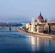 Budapest, Hungary During an AmaWaterways River Cruise