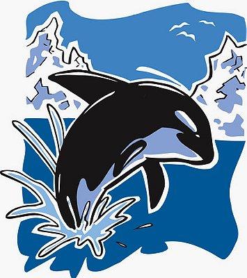 Brand Whale Logo