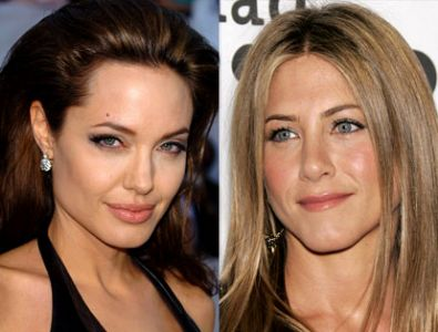 Angelina Jolie vs Jennifer Aniston - Who Sides with Whom and Why