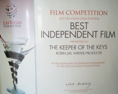 "The Keeper of the Keys"" Wins the Las Vegas Film Festival"