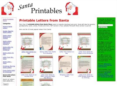 20 unique letter template from santa claus pictures complete free printable santa claus letter craftbnb spiritdancerdesigns Images