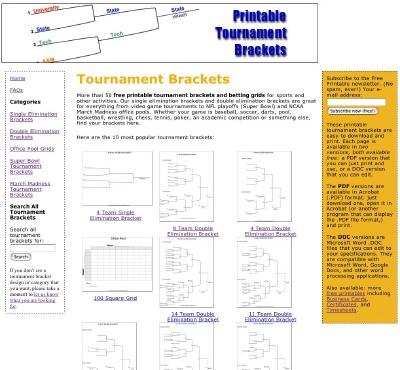 free printable  sports