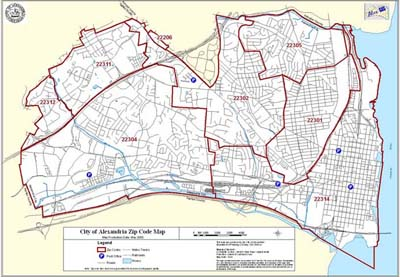 Community Participation Requested for New Interactive Maps in Alexandria