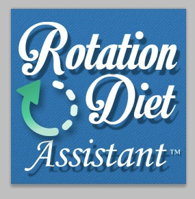 Rotation Diet Assistant compliments: DASH, TLC, Atkins, South Beach, Paleo, Biggest Loser, Ornish, Weight Watchers & Jenny Craig