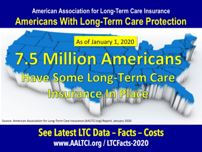 Long-term care insurance policyholders