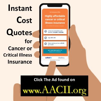 Critical illness insurance rates