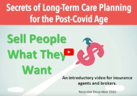 Sell home care insurance