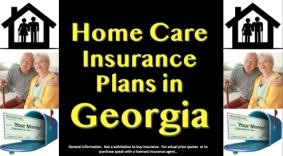 Home care insurance for Georgia seniors