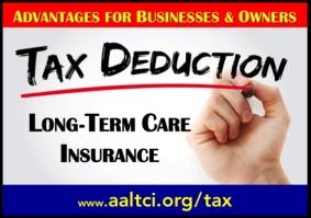 tax deductible long term care insurance