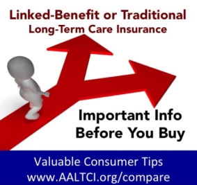 Linked-benefit long term care insurance information