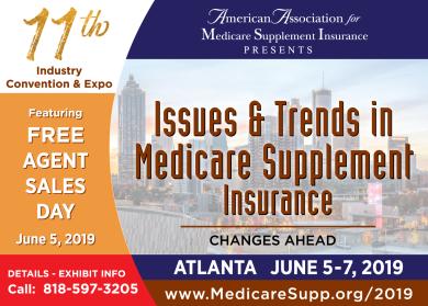 Medigap conference Atlanta June 2019