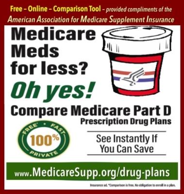 Best Medicare drug plan