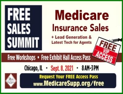 Medicare Supplement Insurance Sales Summit September 2021
