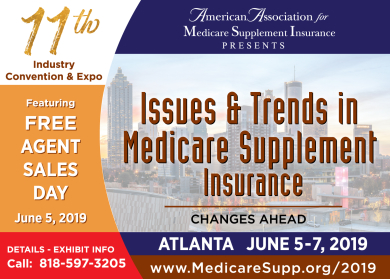 Medicare Supplement Conference Convention 2019 Atlanta
