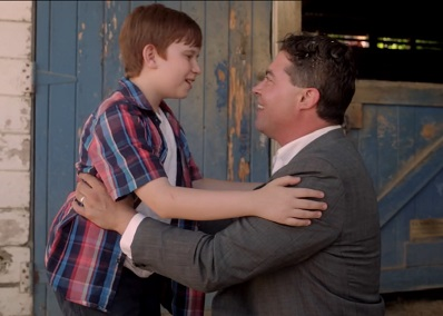 Grant McLellan and Eric Lauritzen in How to Beat a Bully