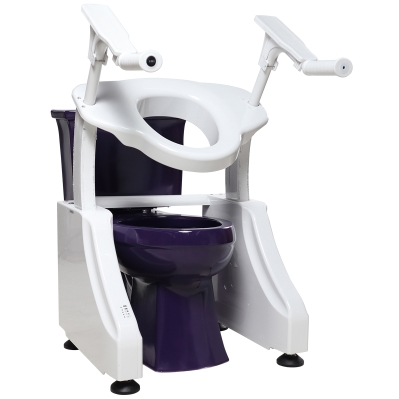 Dignity Lifts Deluxe Electric Toilet Lift