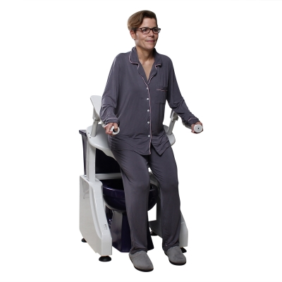 Deluxe Toilet Lift DL1 by Dignity Lifts