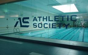 Pool at Athletic Society Westlake Village