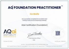 Certified by AQai, Success Performance Solutions Launches New Service to Ensure No Human Left Behind.