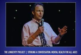 Frank King, The Mental Health Comedian
