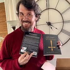 "Dr. Preston Coleman & Book, ""The Last Gospel of Donald"""