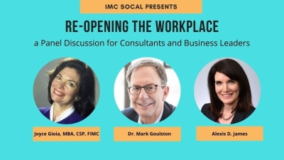 IMC SoCal Reopening the Workplace Panel Discussion