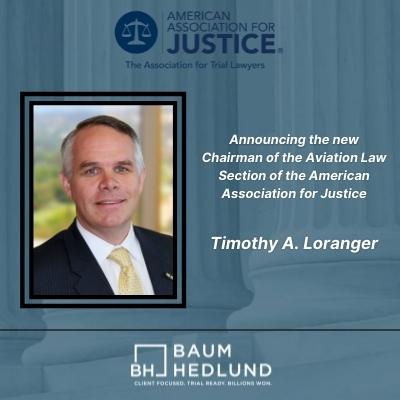 Aviation Attorney Timothy Loranger
