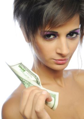 Financial infidelity is often linked to sexual infidelity, according to infidelity expert Ruth Houston.