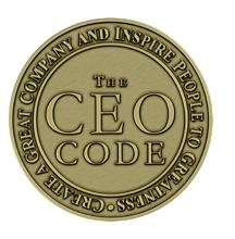 The CEO Code by David Rohlander