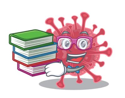 Corornavirus and Book Writing