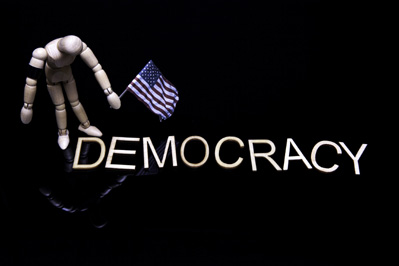 Democracy Is Dying Song