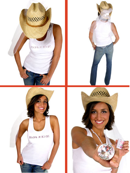 Western Themed Bachelorette Party