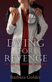 Barbara Golder Author of Dying For Revenge