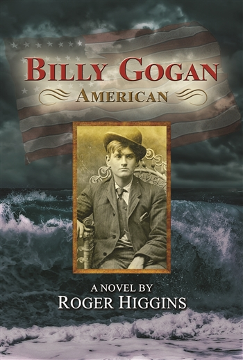 Roger Higgins author 'Billy Gogan American' and 'Billy Gogan Gone fer Soldier'