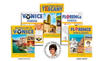 Patty Civalleri -- Italy Travel Books