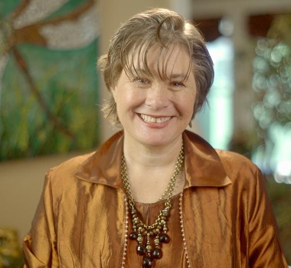 Jeanette Chasworth -- The Color Whisperer