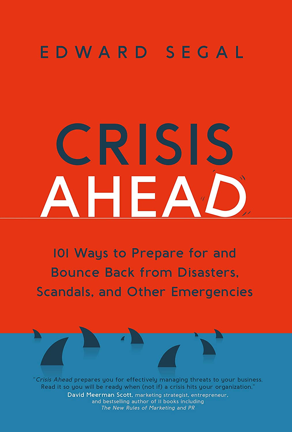 Edward Segal, Crisis Management Expert