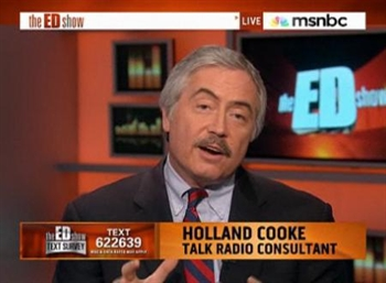 Holland Cooke -- Talk Radio Expert