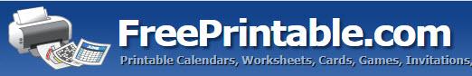 Free Printable Dot Com