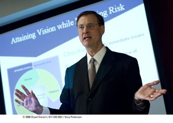 Gary W. Patterson -- Enterprise Risk Management Expert (ERM)