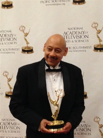 Nate Thomas -  Professor of Cinema & Television Arts, Emmy Winner