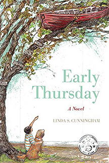 Linda S. Cunningham, Author of 'Early Thursday--A War, A Hurricane, A Miracle'