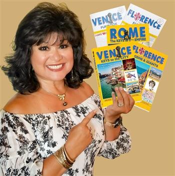 Patty Civalleri -- Italy Travel Books